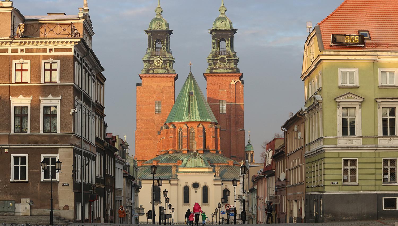 Gniezno katedra