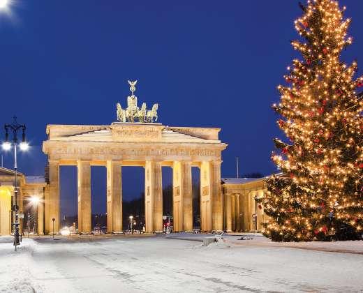 Berlynas. Branderburgo vartai