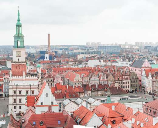 Lenkija. Poznanė