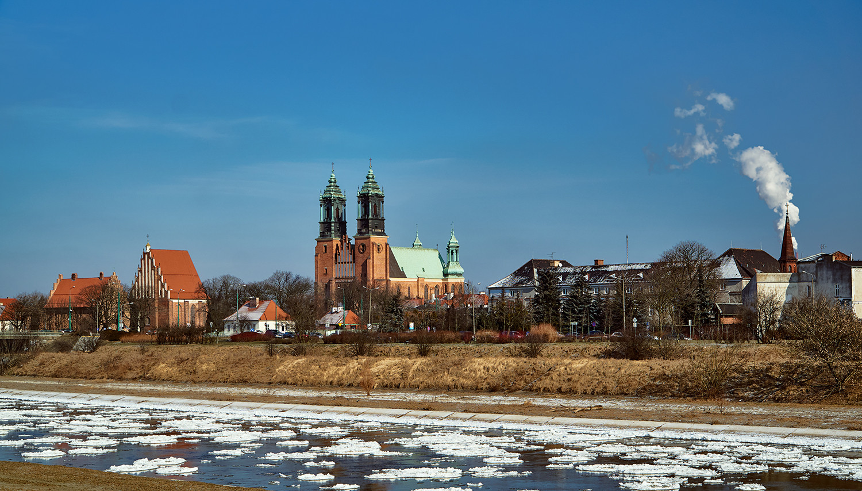 Poznanė. Katedra