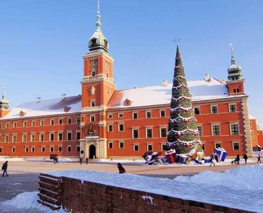 Varšuva. Karalių rūmai