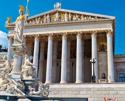 Viena. Parlamentas