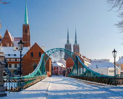 Lenkija. Vroclovas
