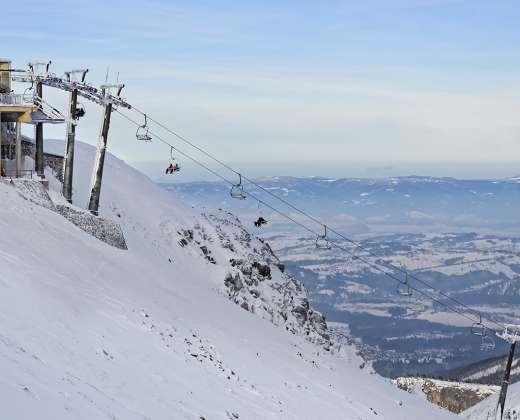 Kasprovy slidinėjimo trasa