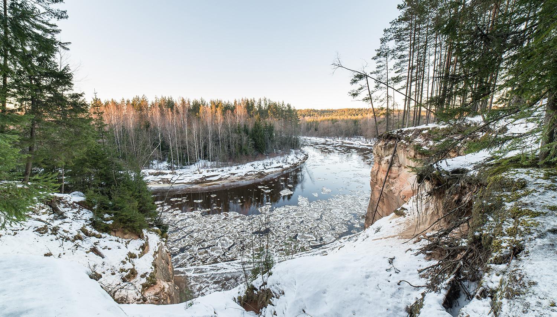 Latvija. Gaujos nacionalinis parkas
