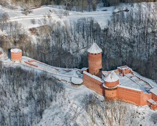 Latvija. Turaidos pilis