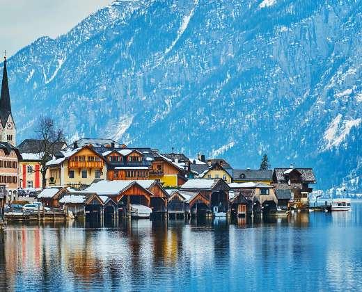 Austrija. Halštatas