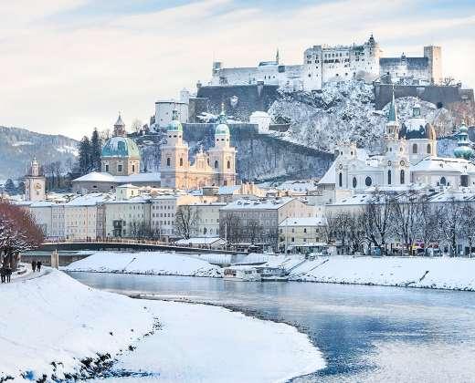 Austrija. Zalcburgo tvirtovė