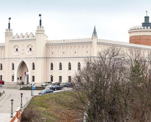 Lenkija. Liublino pilis