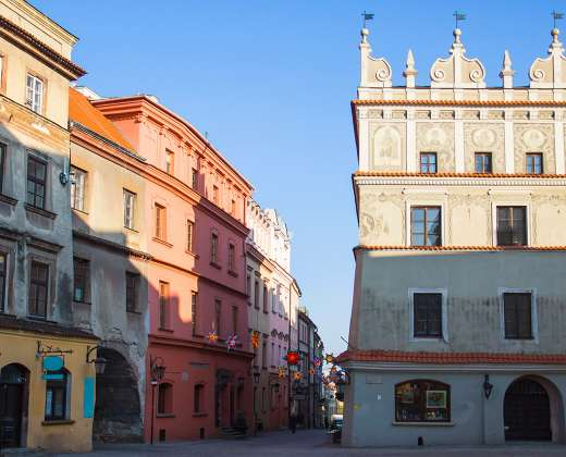Lenkija. Liublinas