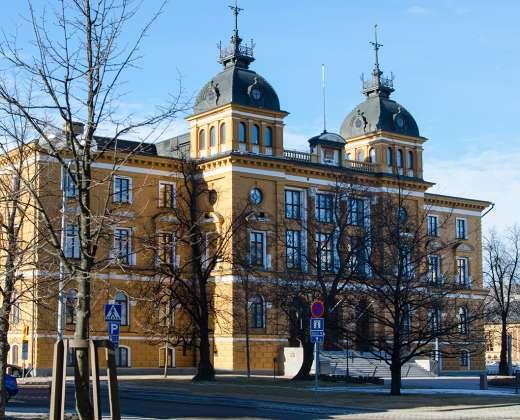 Suomija. Oulu miestas