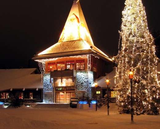 Santa Klauso kaimelis