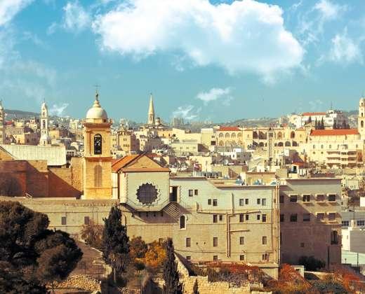 Izraelis. Betliejus