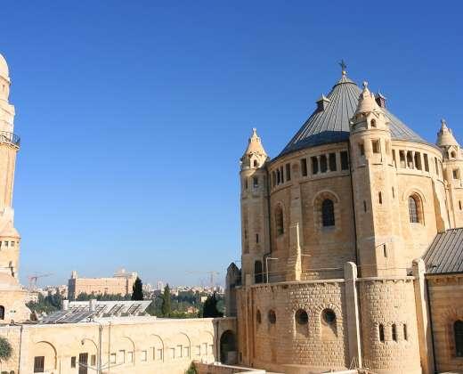Izraelis. Jeruzalė