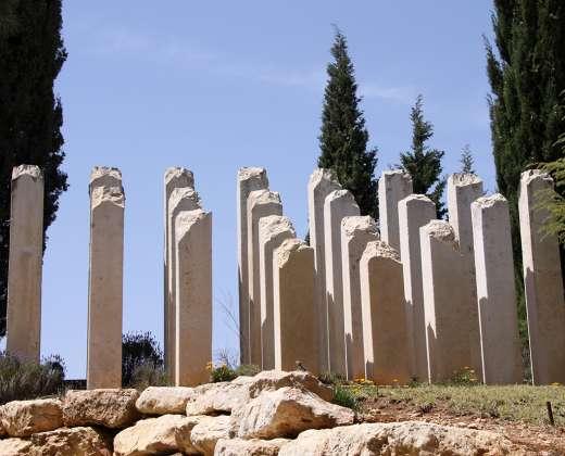 Izraelis. Naujoji Jeruzalė. Yad Vashem