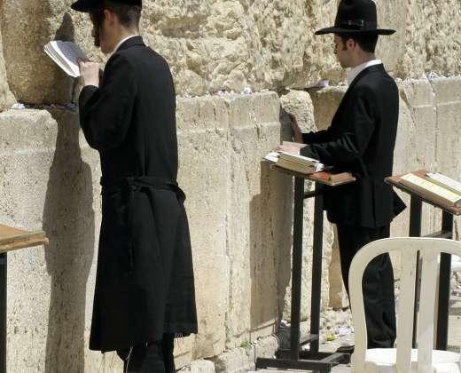 Izraelis. Jeruzalė. Raudų siena