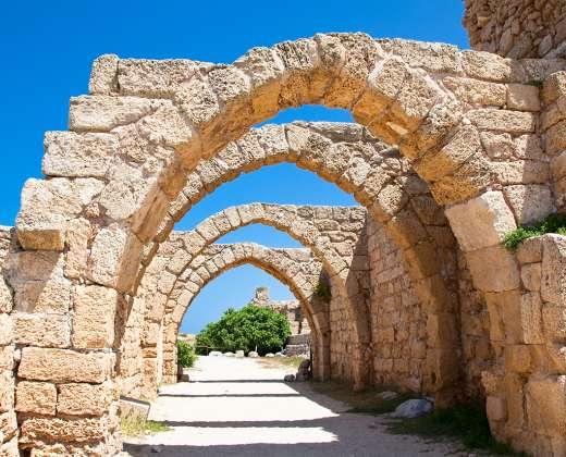 Izraelis. Cezarėja