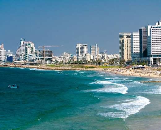 Izraelis. Tel Avivas
