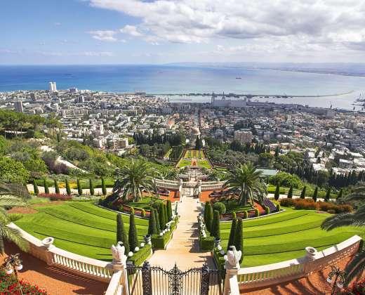 Izraelis. Haifa