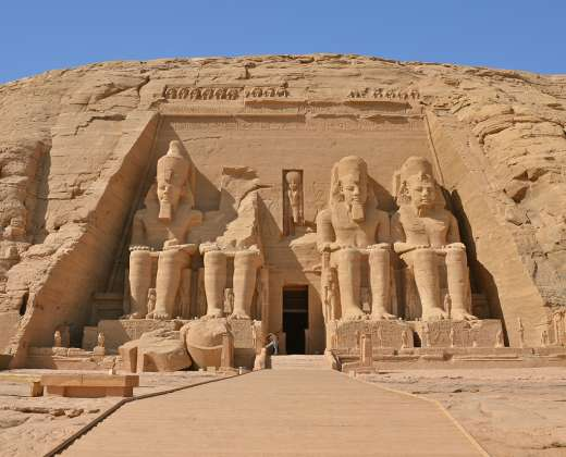 Abu Simbel šventykla