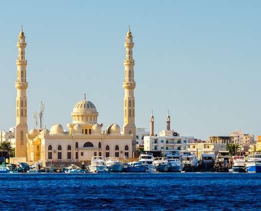 Egiptas. Hurgada