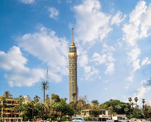 Egiptas. Kairas