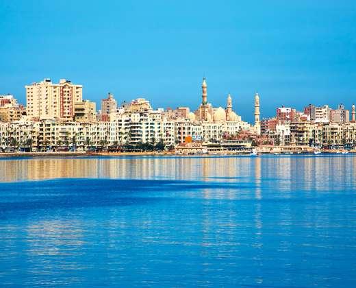 Egiptas. Aleksandrija