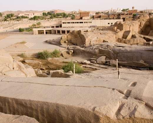 Asuanas. Nebaigtasis obeliskas