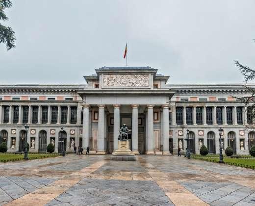 Ispanija. Madridas. Prado muziejus