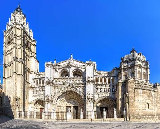 Ispanija. Toledo katedra