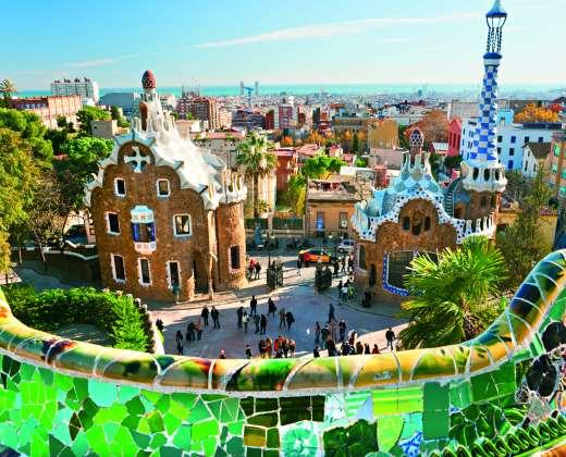 Ispanija. Barselona
