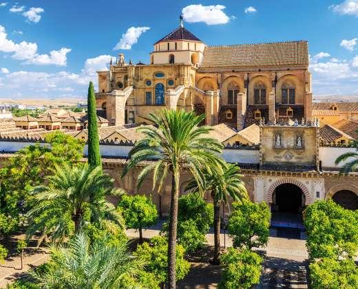Ispanija. Kordoba. Katedra-mečetė