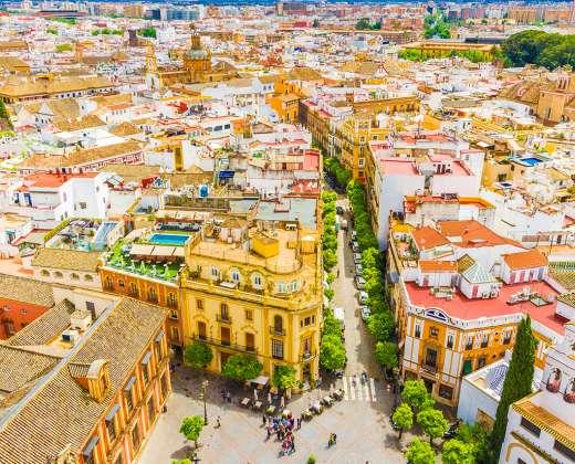 Ispanija. Sevilija