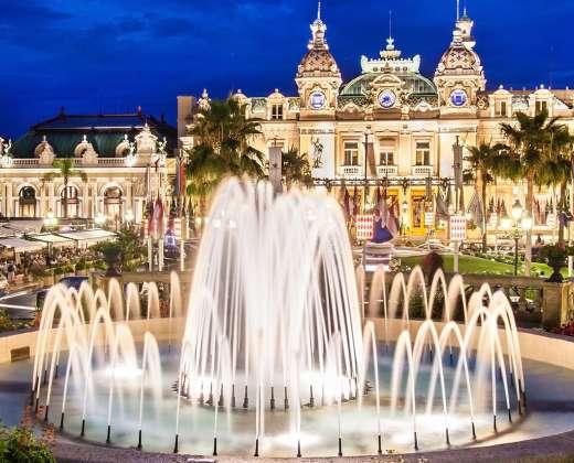 Monakas. Monte Karlo kazino