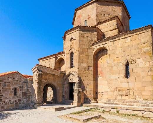 Gruzija. Šv. Trejybės cerkvė