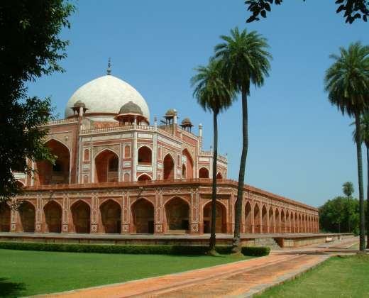 Indija. Senasis Delis