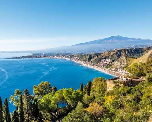 Sicilija. Katanija