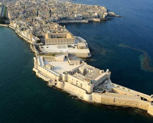 Sicilija. Sirakūzai