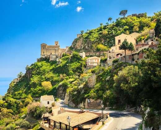 Sicilija. Savoca