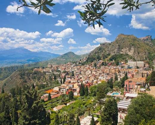 Sicilija. Taormina