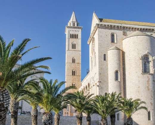Italija. Tranio katedra