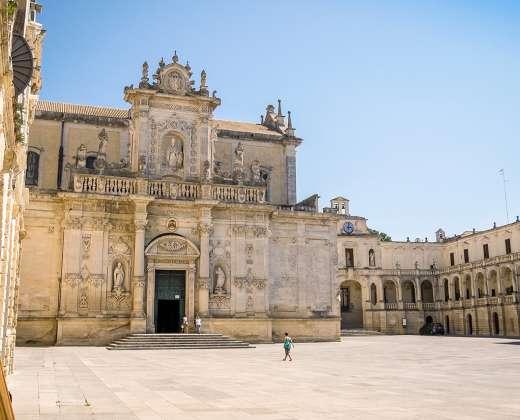 Italija. Lečės katedra
