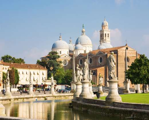 Italija. Paduva