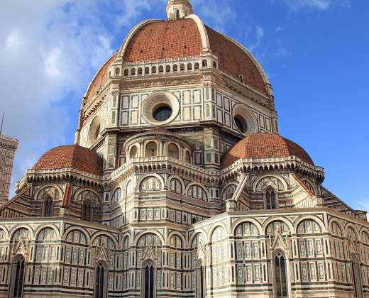 Italija. Florencija. Santa Maria del Fiore katedra