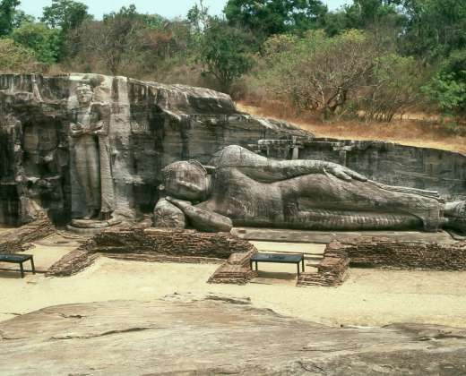 Šri Lanka. Polonaruvas