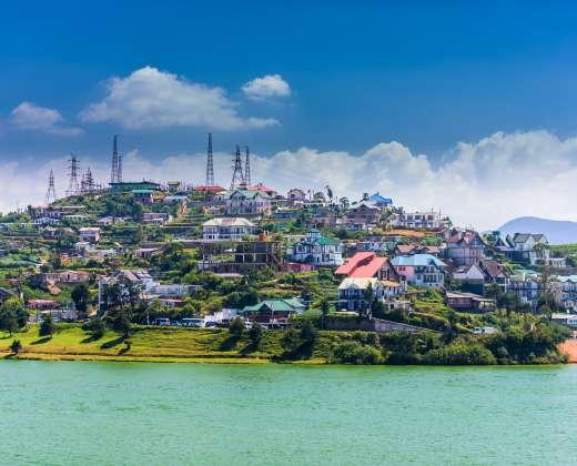 Šri Lanka. Nuwara Eliya