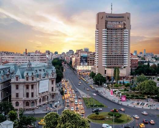 Rumunija. Bukareštas