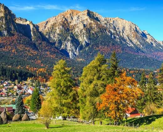 Bucegi kalnai