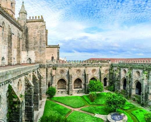 Portugalija. Evoros katedra