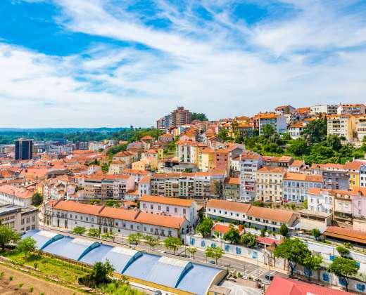 Portugalija. Koimbra